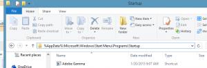 6-OpenStartupFolder