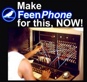 60s telcom FeenPhone